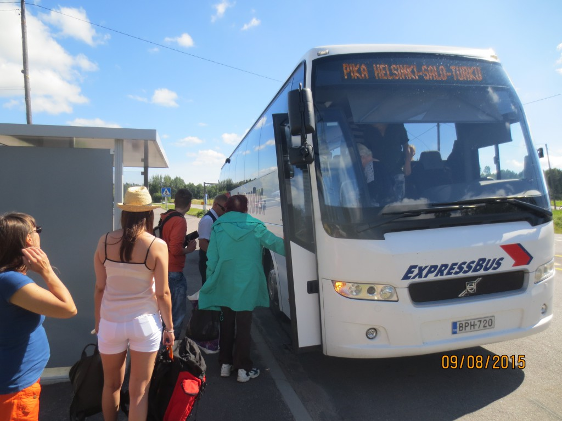 Bussikla